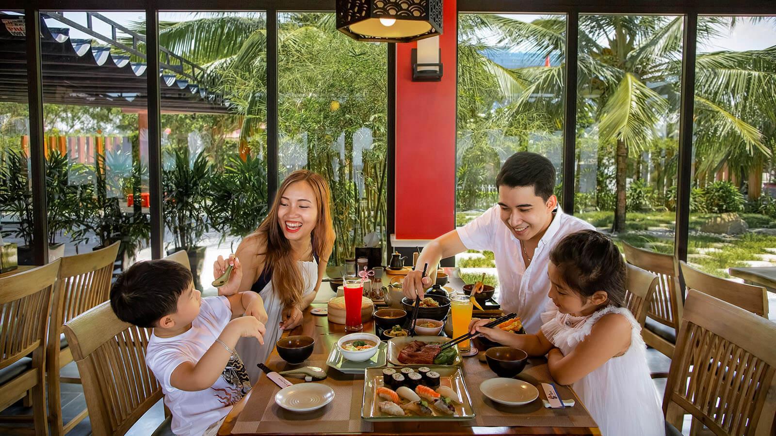 Nha Hang Nami Mikazuki Japanese Resort Spa 03