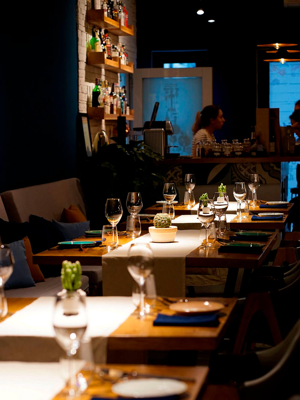 Experience The French Style Festive Season At Le Comptoir 06