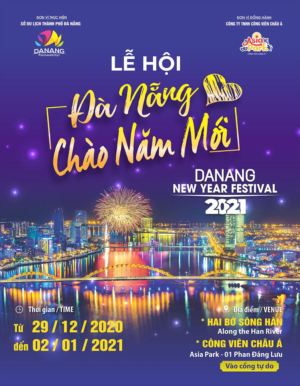 Le Hoi Da Nang Chao Nam Moi