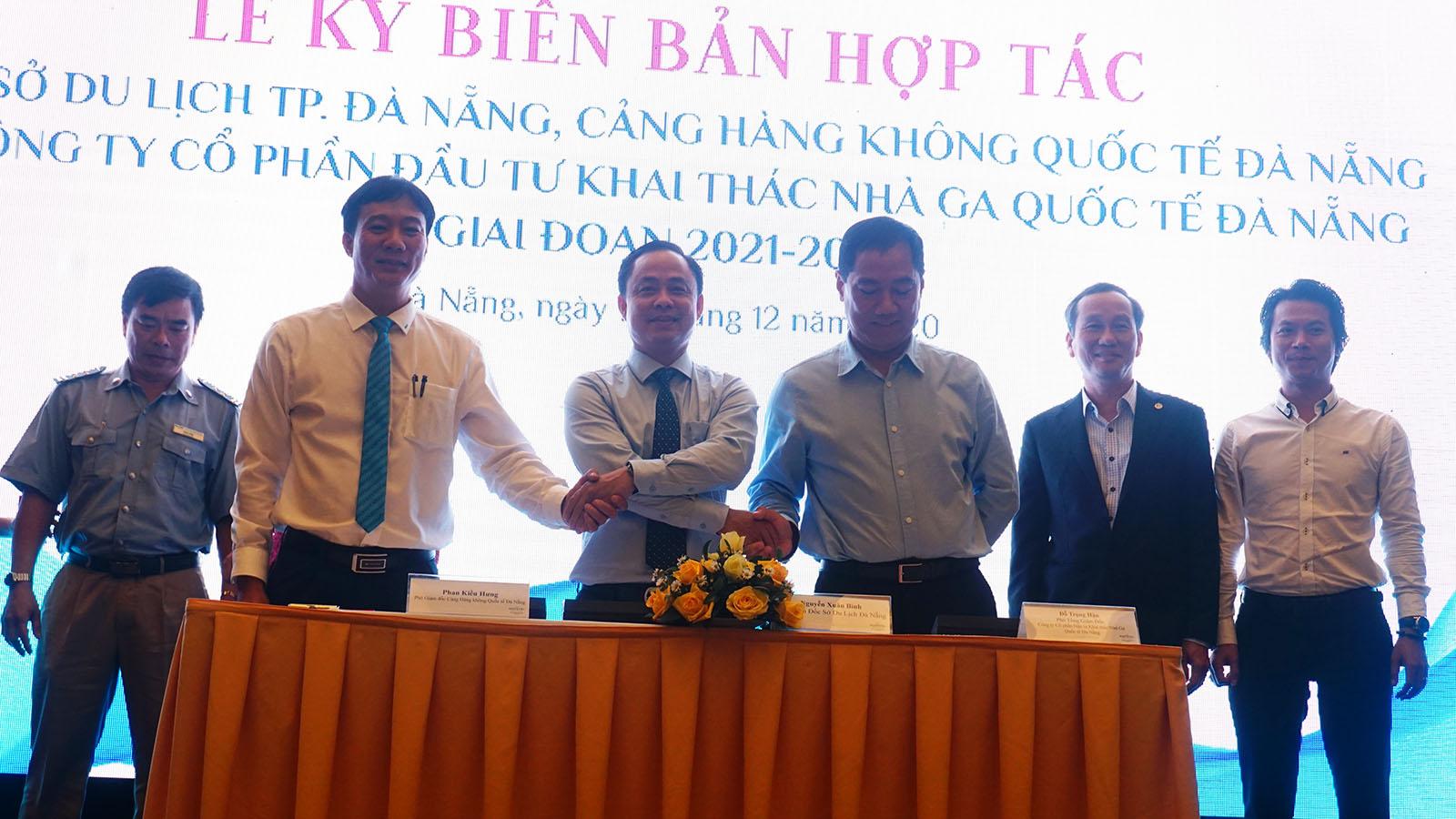 So Du Lich Tp Da Nang Cang Hang Khong Quoc Te Da Nang Cong Ty Co Phan Dau Tu Khai Thac Nha Ga Quoc Te Da Nang Day Manh Hop Tac Giai Doan 2021 2025 05