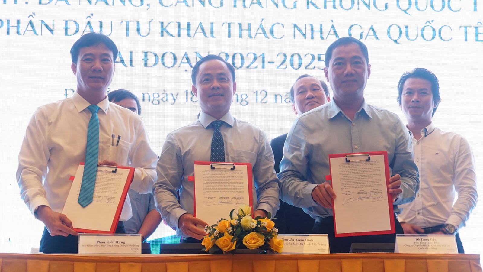 So Du Lich Tp Da Nang Cang Hang Khong Quoc Te Da Nang Cong Ty Co Phan Dau Tu Khai Thac Nha Ga Quoc Te Da Nang Day Manh Hop Tac Giai Doan 2021 2025