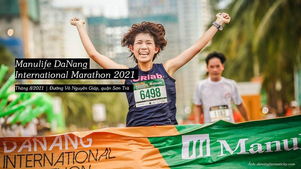 Cuoc Thi Marathon Quoc Te Danang 2021