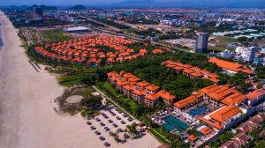 Furama Resort Danang 103 105 Vo Nguyen Giap Da Nang Fly Cam