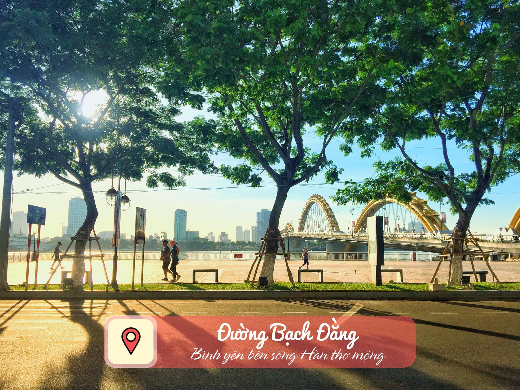 Duong Bach Dang Top 5 Con Duong Dep Nhat Da Nang