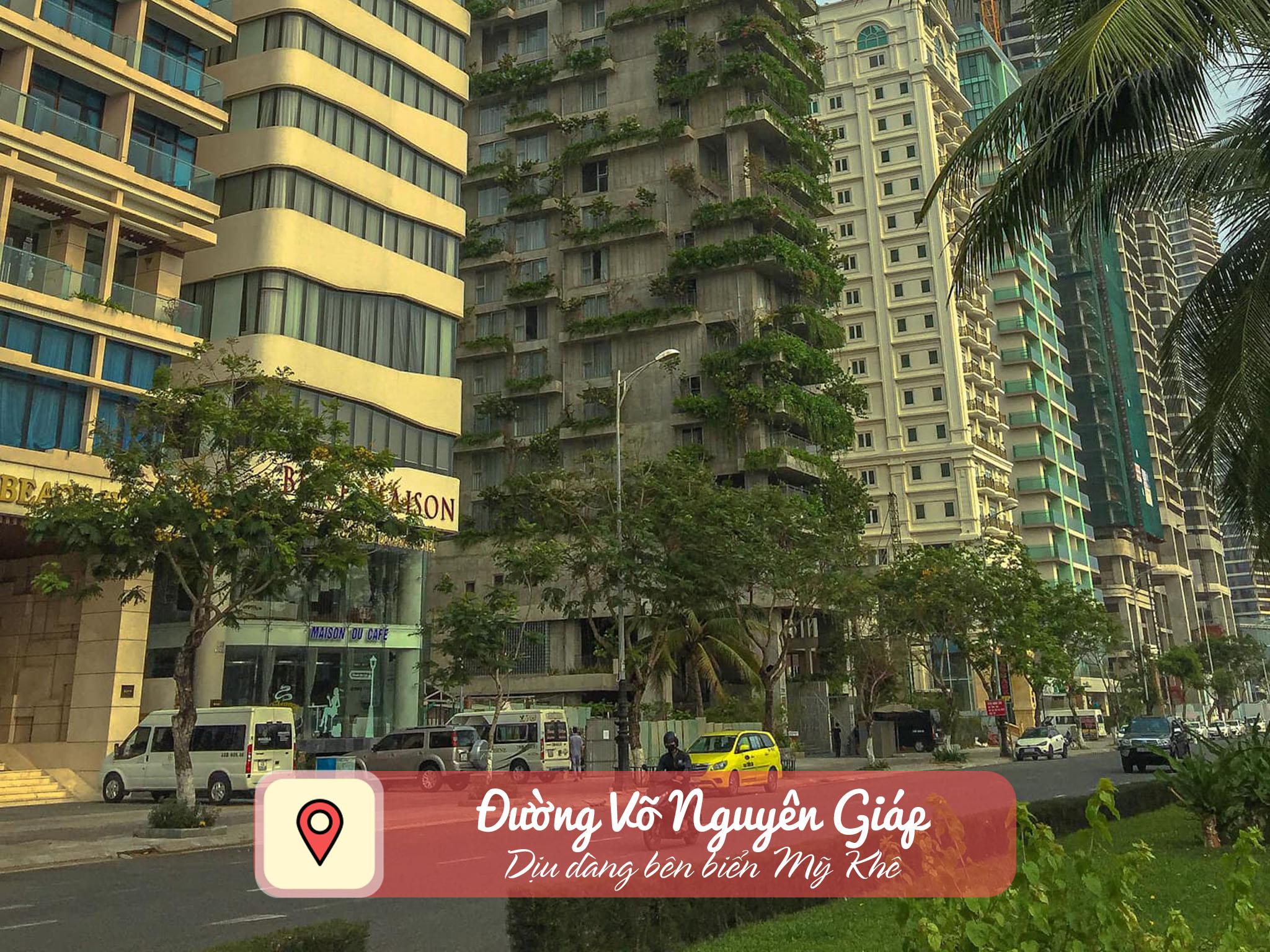 Vo Nguyen Giap Top 5 Con Duong Dep Nhat Da Nang