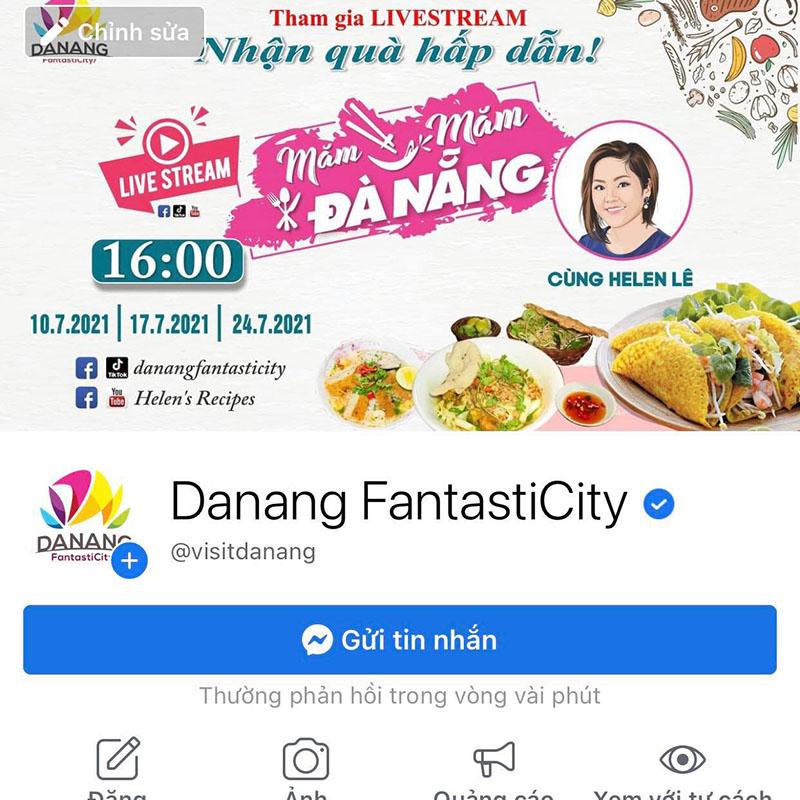 Livestream Mam Mam Da Nang Thanh Cong O Chuong Trinh Dau Tien 2